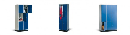 armoire casier public
