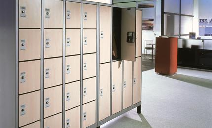 casier vestiaire métallique multicases