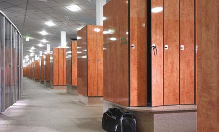 armoire vestiaire métal
