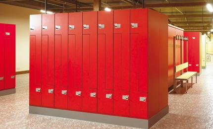 armoire vestiaire faible largeure